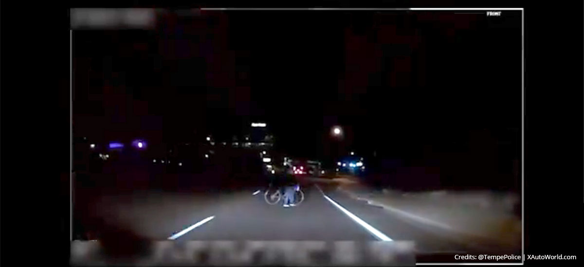 Footage woman killed Tempe Arizona