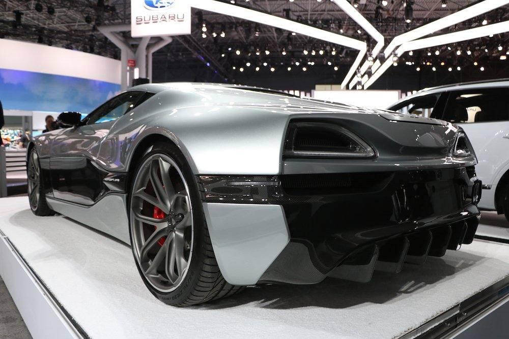 Rimac Concept One - New York International Auto Show 2017