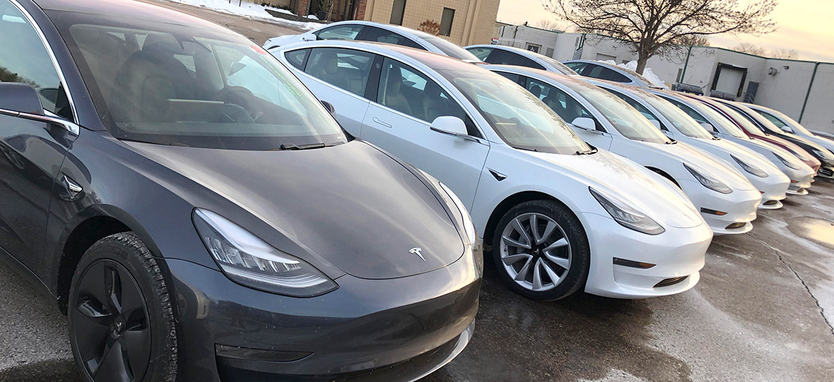 Tesla Model 3 production reaches 2000 units a week