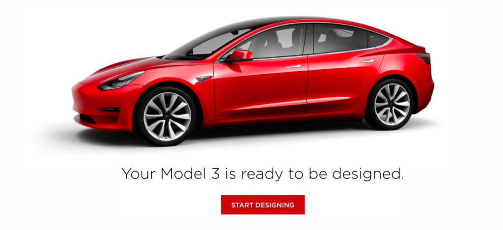 New batch of invites sent to Canadian Tesla Model 3 reservation holders
