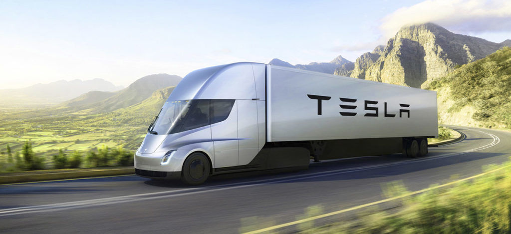 Bee'ah's Tesla Semi Truck order and sustainability goals