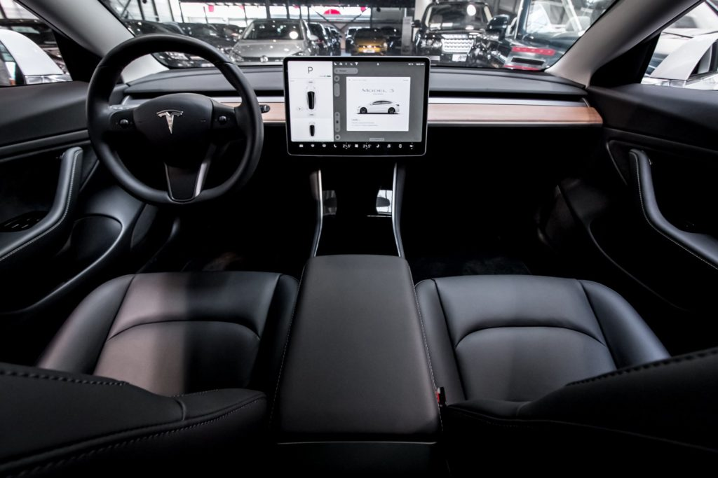 Tesla Model 3 in Germany by Arndt Automotive GmbH - Interior