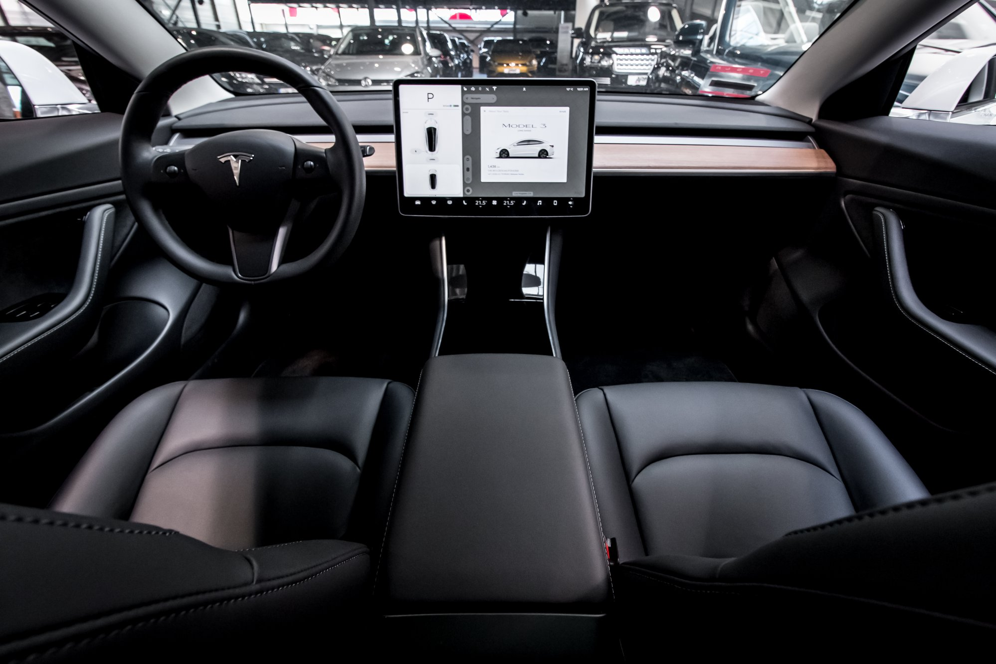 Now you can rent a Tesla Model 3 in Germany