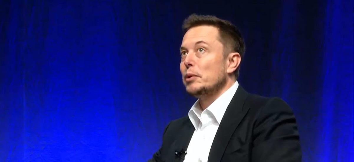 Elon Musk worried.