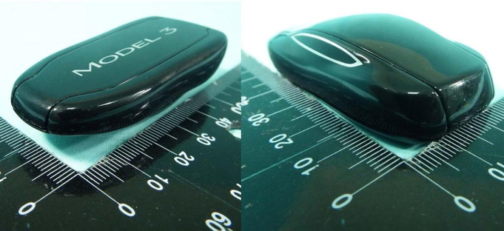 Tesla Model 3 Key Fob (FCC Images)