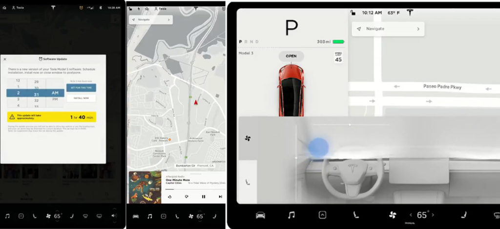 Tesla releases V9 software update demos