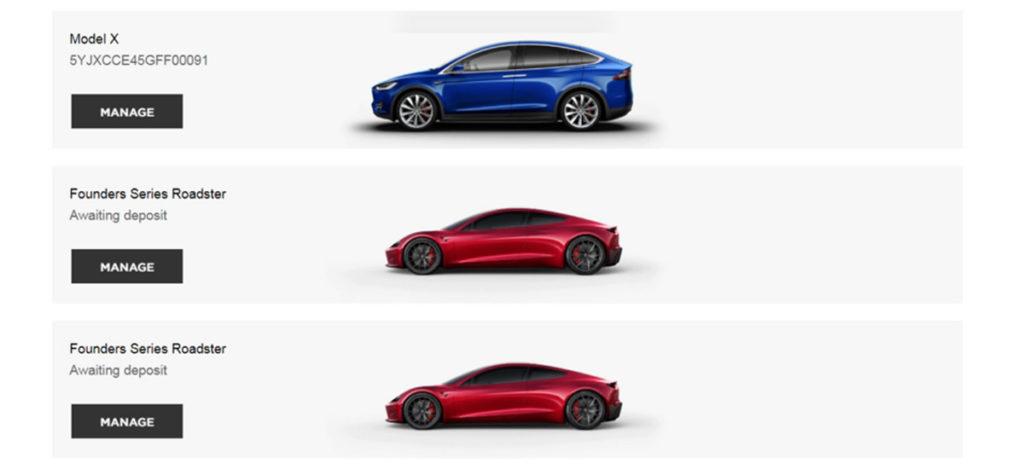 Tesla Enthusiast wins Two Tesla Roadsters via the referral program.