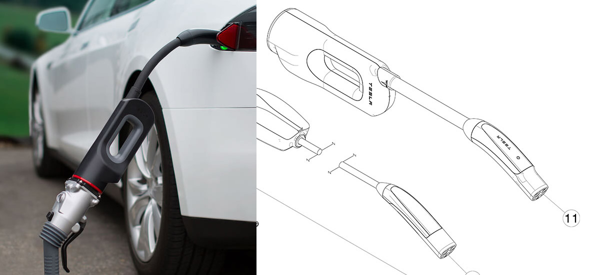 Tesla Model 3 CHAdeMO Adapter coming soon