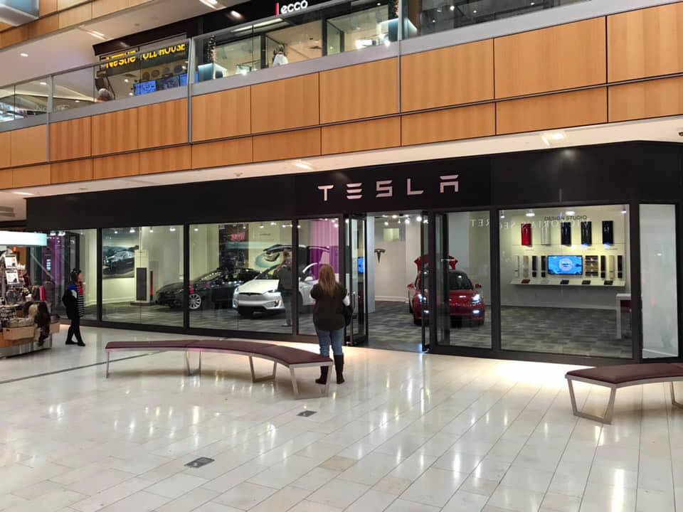 11 New Tesla Stores Opening This Week Across The United