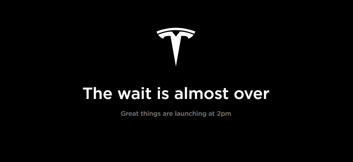 Tesla halts online ordering website middle of the day - 28 Feb 2019