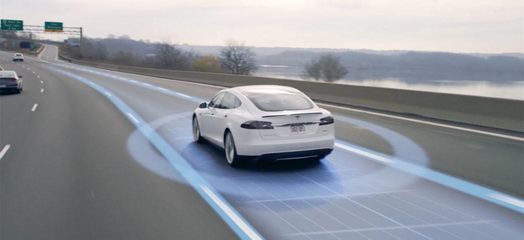 Tesla Autopilot - Full Self Driving