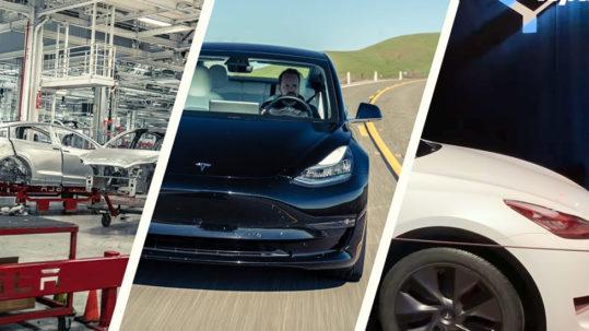 Top Gear: Tesla Fremont tour to Model Y event