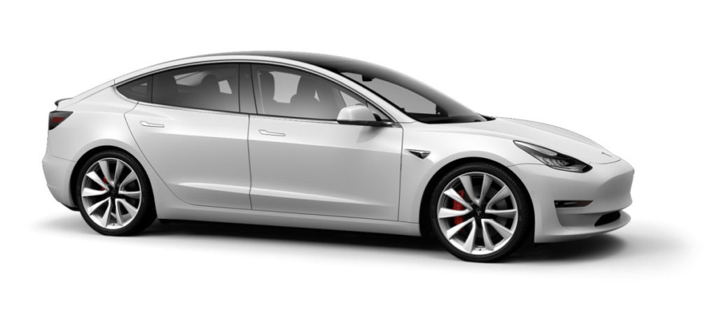 Tesla Model 3 Performance price goes down in the UK, Long Range AWD removed.