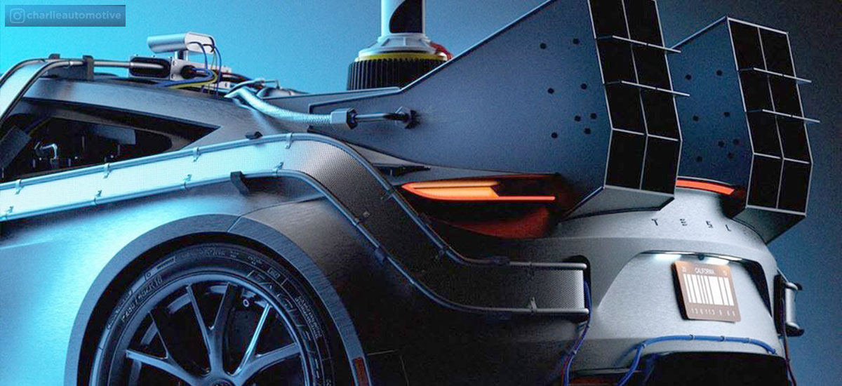 Next-gen Tesla Roadster's SpaceX cold air thrusters renders not approved by Elon Musk.