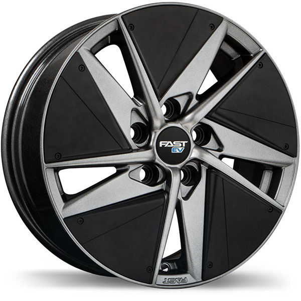 EV01(+) efficient wheel specially designed for Tesla Model 3 and Electric Vehicles.