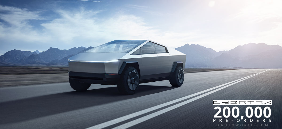 Tesla Semi, Cybertruck cover image