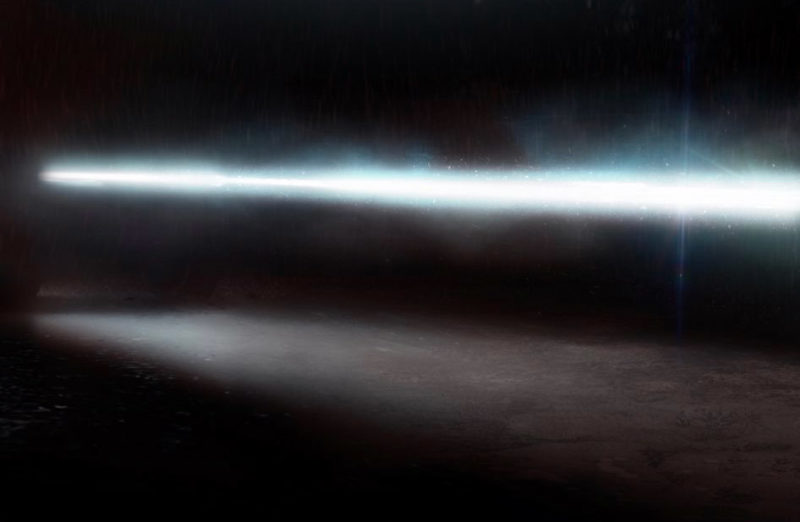 New Tesla Cybertruck Teaser.