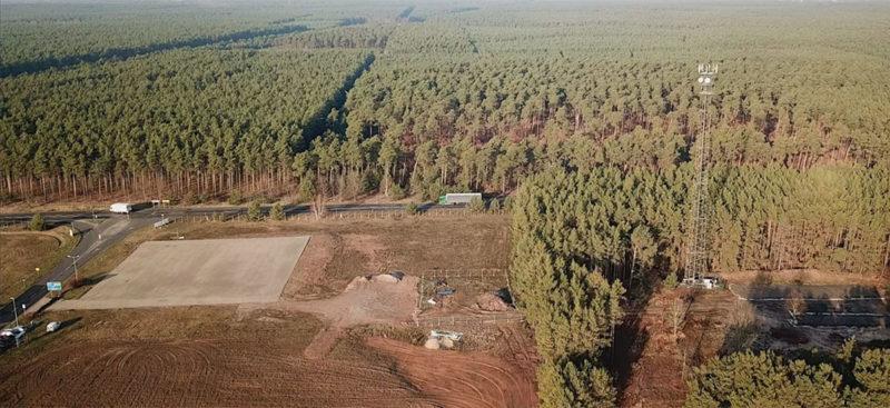 Gigafactory 4 site drone shot from last week.