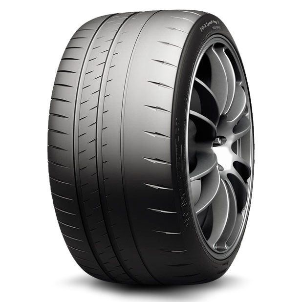 Michelin Sport Cup 2 Summer Tires.