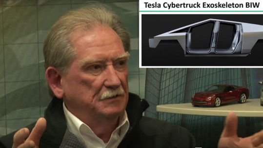 Sandy Munro estimates the tooling costs and production CapEx for the Tesla Cybertruck.