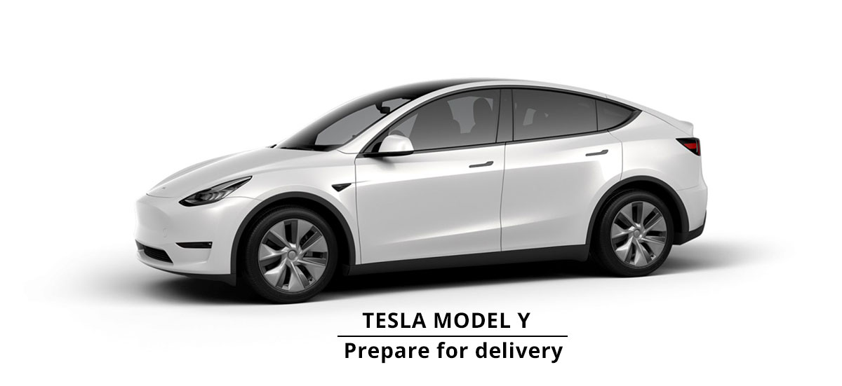 Tesla Model Y - Prepare for delivery emails are out.