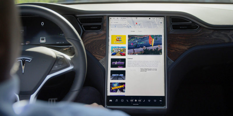 Tesla Model S and Model X infotainment system upgrade is available for $2,500.