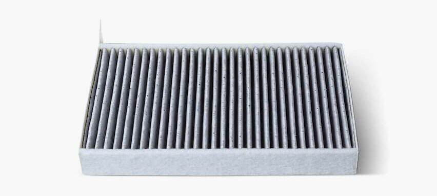 OEM Tesla Model 3 air filter now available from the Tesla online store (alternate view).
