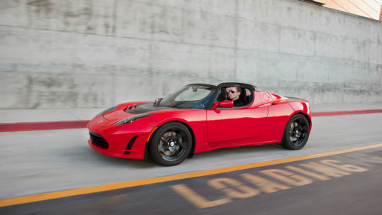 Original Tesla Roadster