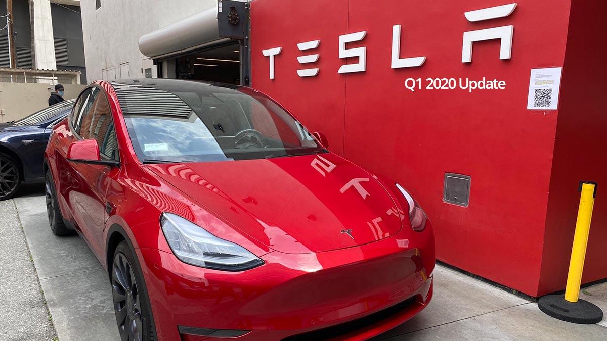 Tesla Q1 2020 Update