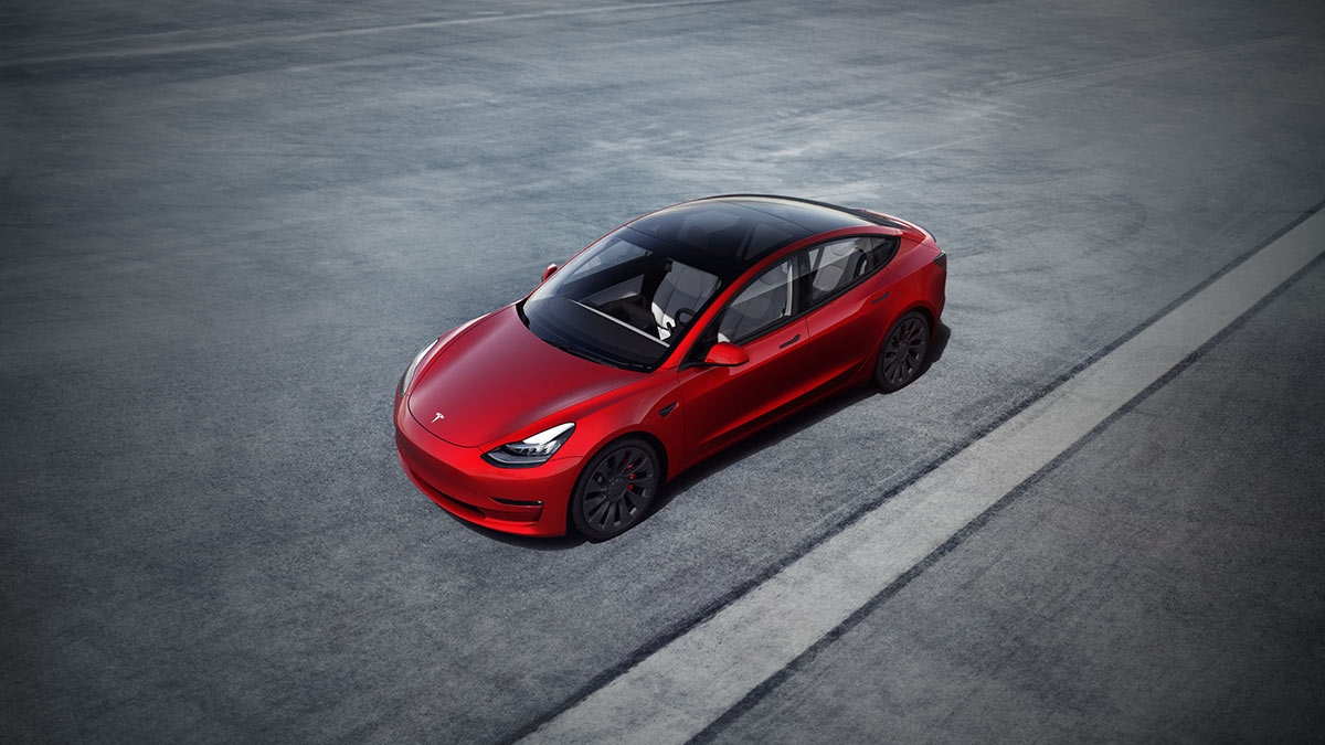 Tesla launches the refreshed 2021 Tesla Model 3 with range boost and design changes